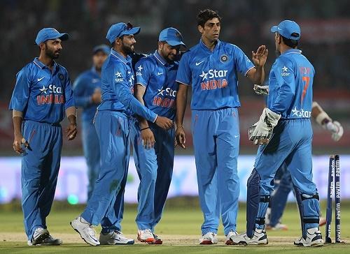 Indian playing XI for ICC World Twenty20 2016.