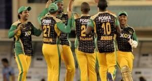 Jamaica Tallawahs Squad for 2016 CPL