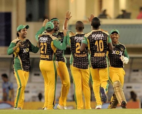 Jamaica Tallawahs Squad for 2016 CPL.