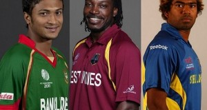 List of Players for CPL Draft 2016