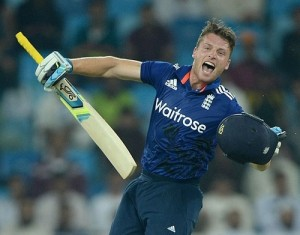 Mumbai Indians bought Jos Buttler for 3.8 Crore.
