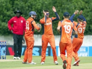 Netherlands squad announced for World T20 2016.
