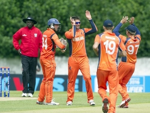 Netherlands squad announced for World T20 2016