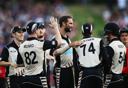 New Zealand declared T20 World Cup 2016 Team.