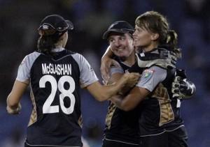 New Zealand named Women's team for World twenty20 2016.