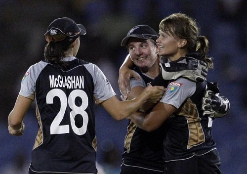 New Zealand named Women's team for World twenty20 2016