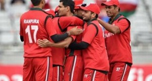 Oman squad named for ICC World T20 2016