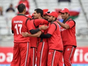 Oman squad named for ICC World T20 2016.