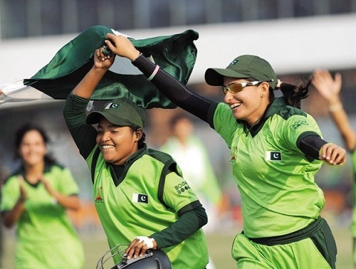 Pakistan women's squad for ICC world t20 2016.