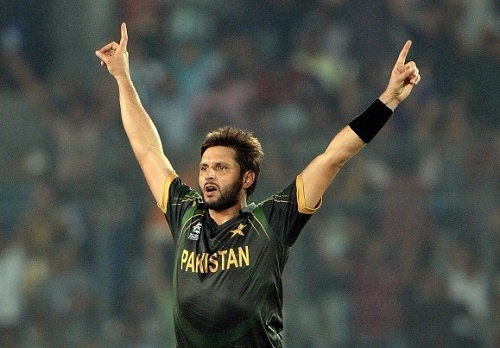 Pakistan's world t20 2016 squad can be changed, Afridi.
