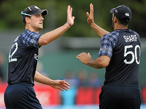 Scotland declared ICC World Twenty20 2016 Team.