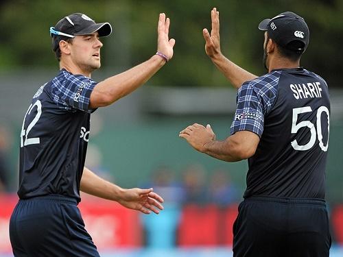 Scotland declared ICC World Twenty20 2016 Team.
