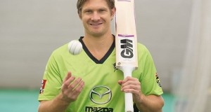 Shane Watson sold to RCB for 9.5 Crore