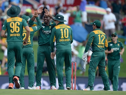South Africa declared World Twenty20 2016 Squad.