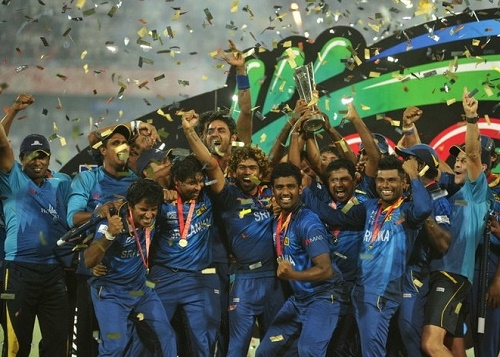 Sri Lanka named ICC World T20, Asia Cup 2016 teams.