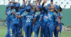 Sri Lanka women's squad named for world t20 2016