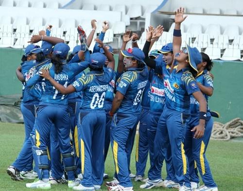 Sri Lanka women's squad named for world t20 2016.