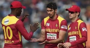 Zimbabwe declared ICC World Twenty20 2016 Team