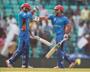 Afghanistan beat Zimbabwe to qualify for super-10.