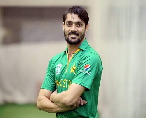 Anwar Ali wearing 2016 world twenty20 outfit.