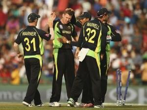 Australia beat Pakistan to meet India in wt20 knockout.