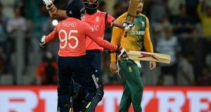 England chased highest wt20 score against South Africa