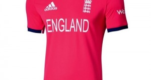 England team's new kit for 2016 ICC World T20