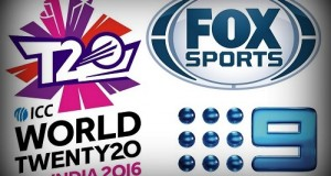 Fox Sports, Channel 9 to broadcast world t20 2016 in Australia