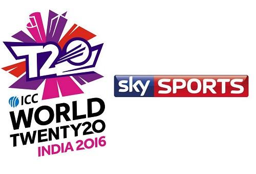 How to watch 2016 World Twenty20 live on Sky Sports.