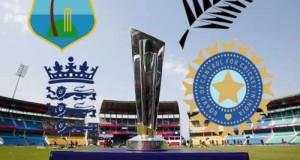 ICC World T20 2016 semi-finals schedule, timings, squads