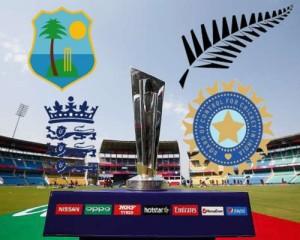 ICC World T20 2016 semi-finals schedule, timings, squads.