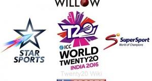 ICC world twenty20 2016 final Live streaming