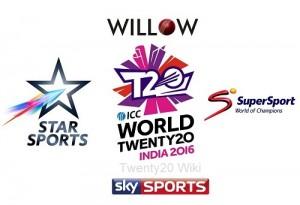 ICC world twenty20 2016 Live streaming online.