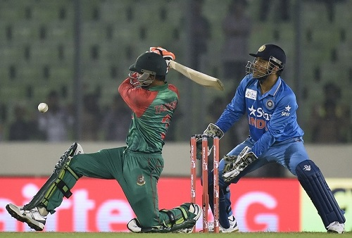 India-Bangladesh to Play Asia Cup 2016 Final.