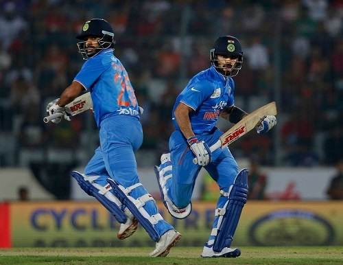 India beat Bangladesh in final to win 6th Asia Cup.