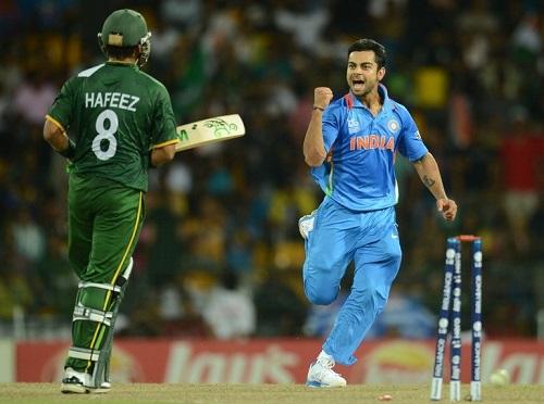 India beat Pakistan by 8 wickets in 2012 world twenty20.