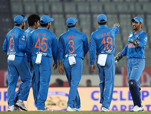 India beat Sri Lanka to reach 2016 Asia Cup final.