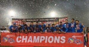 India beat Bangladesh in final to win 6th Asia Cup