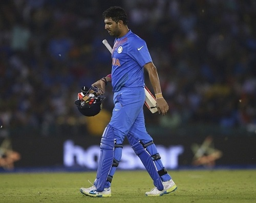 Confirmed: Manish Pandey replaces Yuvraj in WT20 squad