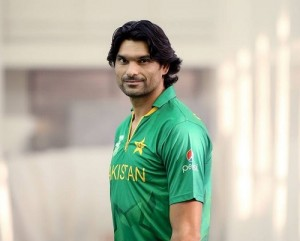 Mohammad Irfan new kit for ICC world t20 2016.