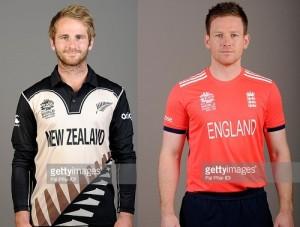 NZ vs ENG World T20 semi-final Predicted Playing XI.