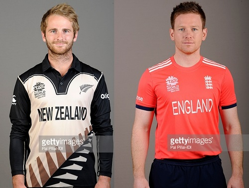 NZ vs ENG World T20 semi-final Predicted Playing XI.
