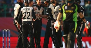 New Zealand beat Australia by 8 runs in 2016 wt20
