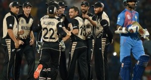 New Zealand thrashed world t20 favorites India in opener