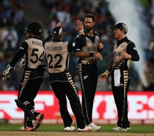 New Zealand to play England in first semi-final of wt20 2016.