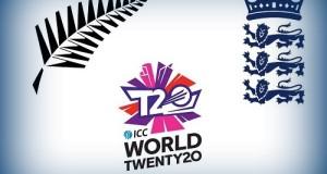 New Zealand vs England World T20 Head to Head