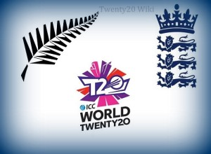 New Zealand vs England World T20 Head to Head.