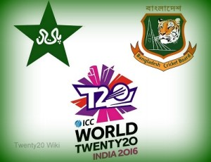 Pakistan vs Bangladesh 2016 ICC world t20 preview.