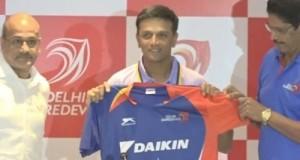 Rahul Dravid to Mentor Delhi Daredevils in Vivo IPL 2016