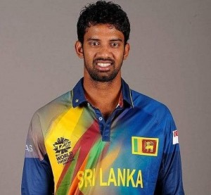 Sachithra Senanayake kit for 2016 world twenty20.